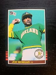 1985 Donruss - Complete Your Set - You Pick 501 And Up