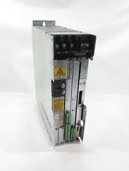 Bosch Rexroth Indramat Tfm 3.1-050-300-w1-115 Variable Frequency Drive