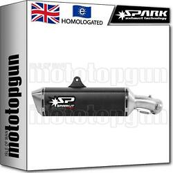Spark Exhaust Approved Carbon Force Bmw K 1200 R 2005 05 2006 06 2007 07 2008 08