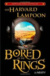 NEW - Bored of the Rings: A Parody by The Harvard Lampoon