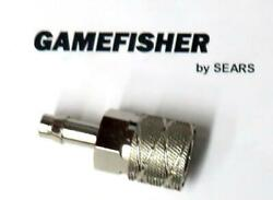 Sears Gamefisher Hose End Fuel Connector 5 7.5 9.9 15 Hp 1988 - 98 225 Models
