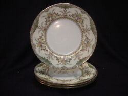 Minton Chatham 4 Luncheon Plates S123 12 Available