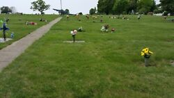 For Sale 3 Side By Side Cemetery Burial Plots Iowa