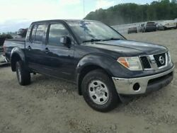 Automatic Transmission 6 Cylinder Crew Cab 4WD Fits 07 FRONTIER 653858