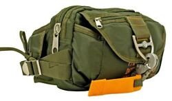 Ac-usa Tactical Parachute Fanny Pack Military Flight Style Camp Hike Bag Odg