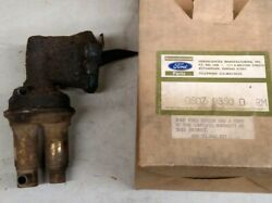 Fuel Pump Ford D5dz 9350 D Used Crusty For Parts