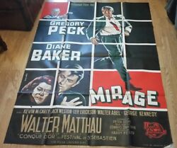 Amazing Lot Of 80+ Original Vintage 1960 And 1970s French Film Cinema Posters