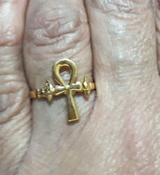 Customized Special Ordeer Egypt Gold Ring Many Styles To Choose From