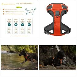 Embark Adventure Dog Harness Easy On and Off with Front and Back Leash Attachme