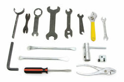 Rider Early Tool Kit For 1941-1948 For Harley Davidson By V-twin