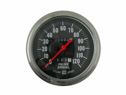 Police Special 11 Speedometer For Harley Davidson By V-twin