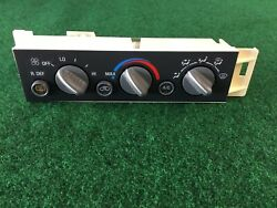 1996-1999 Chevy Tahoe Suburban Heater A/C Climate Control Unit 09378805