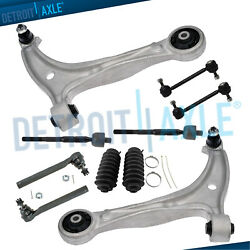 10pc Front Lower Aluminum Control Arms Suspension Kit 2005-2010 Honda Odyssey