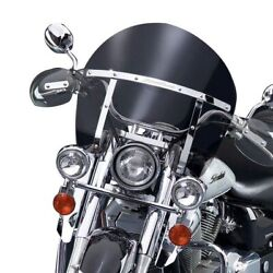 National Cycle - N21404 - Switchblade Chopped Windshield Tint Honda Shadow Ace