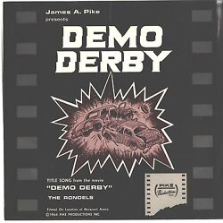 Rondels--picture Sleeve + 45---demo Derby---ps--pic--slv