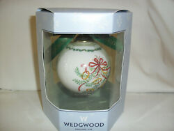 Wedgwood 12 Days Of Christmas Ornament 5 Golden Rings 5th Day Nibread