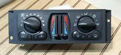 CHEVY MONTE CARLO/IMPALA DUAL ZONE A/C CLIMATE CONTROL OEM 2004-2005