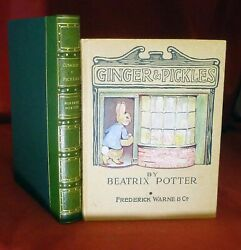 Beatrix Potter  Ginger & Pickles First Edition 1909