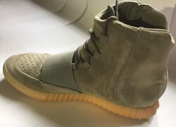 Adidas Yeezy Boost 750 Grey Gumperfect Conditions Us.12 Eu. 46 2/3