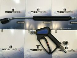 Mosmatic Hp Gun With Swivel And Lance 500mm - Obsessed Garage Collection