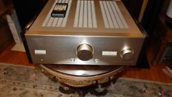 Kenwood L-a1 Integrated Amplifier Vintage With Manual