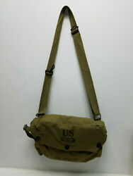 1956 M4-10a1-6 Gas Mask- Never Issued - New In Box - Dated 8/1956 - Ultra Rare