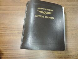 Jeppesen Airway Manual Charts And Procedures In Binder