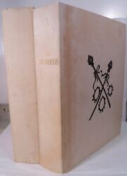 Andre Derain / Le Satyricon By T Petronius Arbiter First Edition 1951