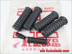 Honda Cl72 Cl77 Cb72 Cb77 Kick Starter And Gear Rubber And Footrest And Step Pillion
