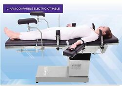 ELECTRIC C-ARM COMPATIBLE OT TABLE SMPS BASED CONTROL BOX WITH ZERO POSITIONS