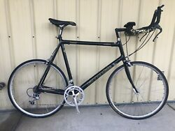 Vintage Cannondale Cad 3 Multisport 500 Racing Touring Bicycle