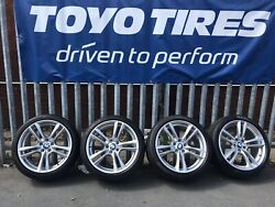 20andrdquo Genuine Bmw 5 Series Gt 6 Series Wheels And Tyres Set Of 4