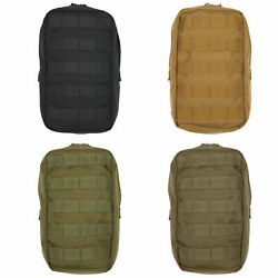5.11 Tactical 6x10 Vertical MOLLE Pouch All-Weather Storage Nylon Style 58717