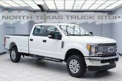 2017 Ford F-250 XLT V8 4x4 Leather Long Bed Crew Cab 2017 Ford Super Duty F-250 XLT V8 4x4 Leather Long Bed Crew Cab 6.2L 2-Valve SOH