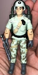 G I Joe 1987 Rare Star Duster 100 Loose Complete Great Color Afa Ready Nm+