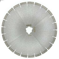 10-pack 13.5 Early Entry Diamond Blade Compatible With Soff-cut, W/ Skid Plate