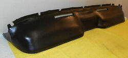 1968 Mustang Fastback Coupe Gt Convertible Shelby Gt350 500 Orig Black Dash Pad