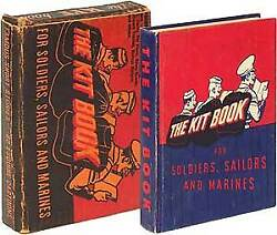 J D Salinger / Story The Hang Of It In The Kit Book For Soldiers Sailors 1st Ed