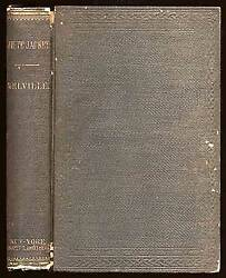 Herman Melville / White-jacket Or The World In A Man-of-war 1867