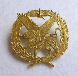 Portuguese Special Forces Rangers Cioe In Lamego Patrol Badge