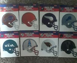 NFL Large Decals