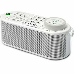 SONY handy TV speaker TV remote control integrated design drip co 4... fromJAPAN