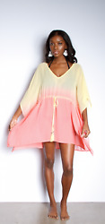 Hannah Sheer Ombre Beach and Swim Coverup $14.99