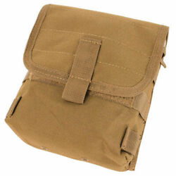 CONDOR MA2 Military Pouch MOLLE PALS Elastic Enclose Coyote Brown
