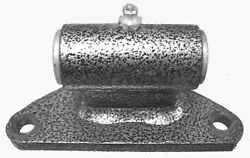 1 Mounting Hitch For Lawn Mower Sulky/velkies - Rack'em Rez-311