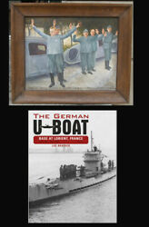 The Surrender Of The Defiant German Soldiers Of The Lorient U-boat Base France