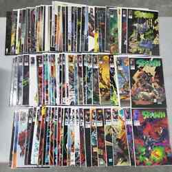 SPAWN #1-100 NEAR MINT SET 1992  McFARLANE  IMAGE FREE USA SHIPPING COMIC KINGS