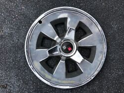 Hubcap Wheel Cover 1965 Chevrolet Chevy Corvette Spinners C2 15 Vintage Engine