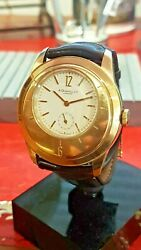 Dunhill X Centric 18K Gold Limited edition gents watch only 250 made world wide