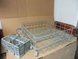 Kenmore Bosch Dish.lower Rack Water Stains/rust Free Miss 1 Time Row Part434644
